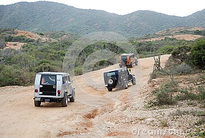 Jeep Off-road tour on Isla Margarita