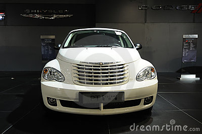 Jeep pt cruiser Editorial Stock Photo