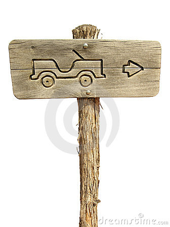 Jeep Sign