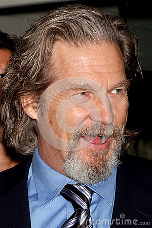 Jeff Bridges Editorial Photo