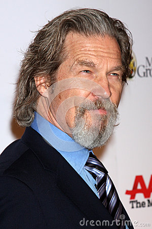 Jeff Bridges Editorial Image