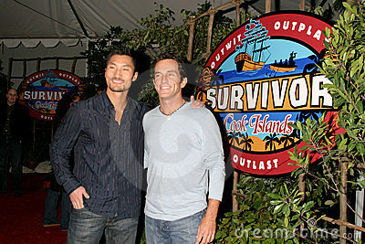 Jeff Probst, Kwon Editorial Photo