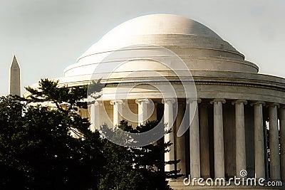 Jefferson μνημείο