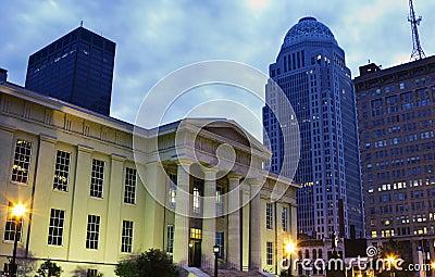 Jefferson County Building in Louisville, Kentucky