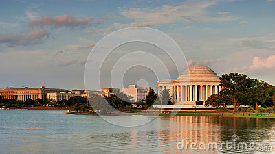 Jefferson Memorial - Washington DC Editorial Photography