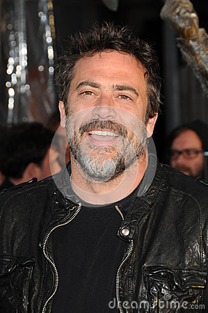 Jeffrey Dean Morgan, Editorial Stock Photo