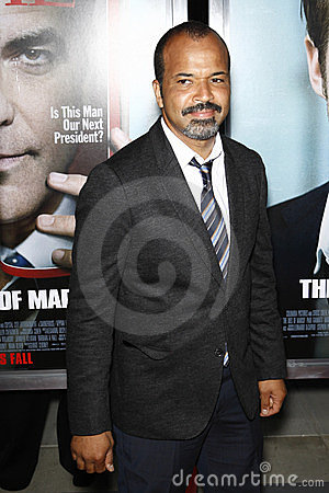Jeffrey Wright Editorial Stock Photo