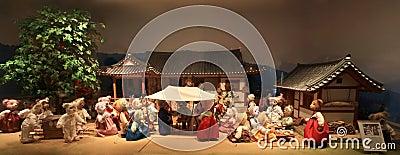 Jeju Teddy Bear Museum Editorial Image