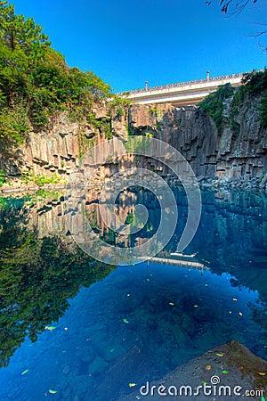 Jeju Volcanic Island,Korea