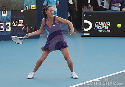 Jelena Jankovic (SRB), professional tennis player Editorial Photography