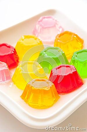 Free Jello Jelly Royalty Free Stock Photo - 25685105