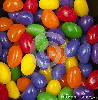 Free Jelly Beans Royalty Free Stock Photos - 17368298