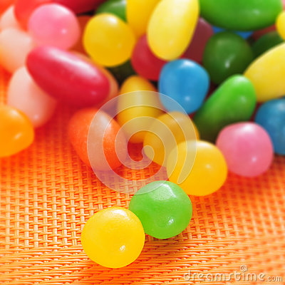 Free Jelly Beans Stock Images - 31665274