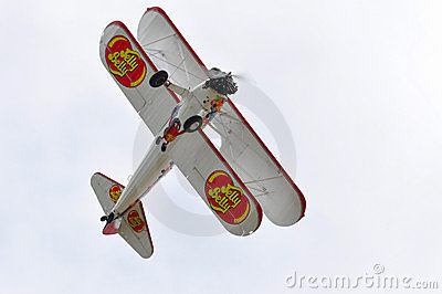 Jelly Belly plane Editorial Photo