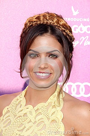 Jenna Dewan at the 2012 Chrysalis Butterfly Ball, Private Location, Los Angeles, CA 06-09-12 Editorial Photography