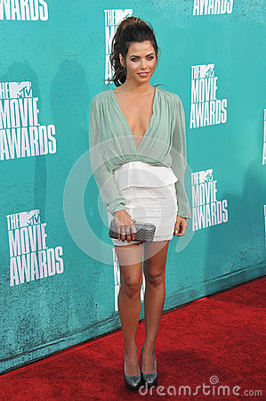 Jenna Dewan-Tatum Editorial Stock Photo