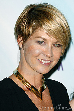 Jenna Elfman Editorial Stock Photo