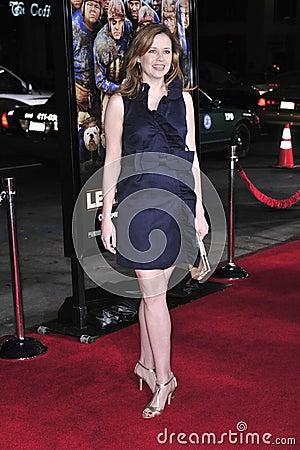 Jenna Fischer Editorial Image