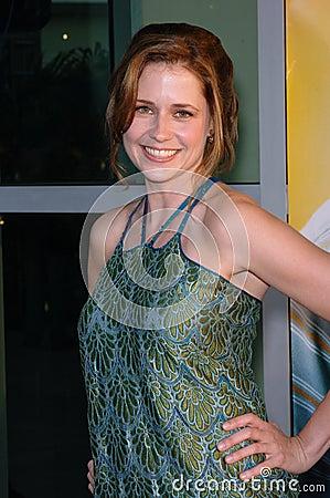 Jenna Fischer Editorial Photography