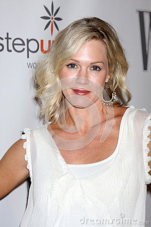 Jennie Garth Editorial Stock Photo