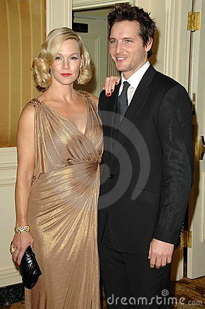 Jennie Garth, Peter Facinelli Editorial Photo