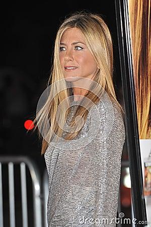 Jennifer Aniston Editorial Stock Photo