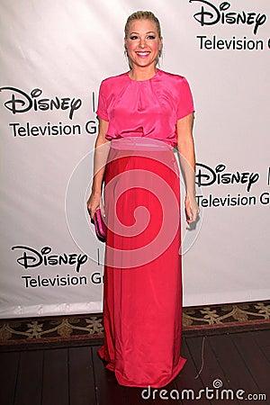 Jennifer Aspen Editorial Stock Photo