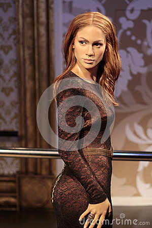 Jennifer Lopez Editorial Stock Photo