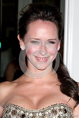 Jennifer Love-Hewitt Editorial Stock Photo