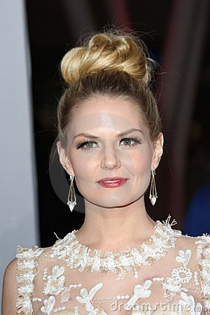 Jennifer Morrison Editorial Stock Photo