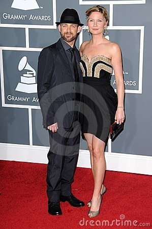 Jennifer Nettles, Kristian Bush Editorial Stock Photo