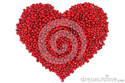 Jequirity seeds