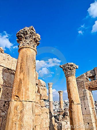 Free Jerash, Jordan Stock Photos - 13872793