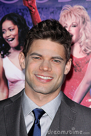 Jeremy Jordan Editorial Photo