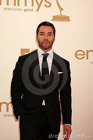 Jeremy Piven Editorial Image