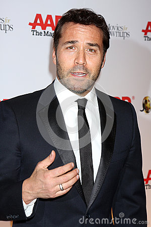 Jeremy Piven Editorial Photo