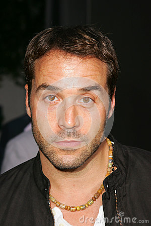 Jeremy Piven Editorial Stock Image