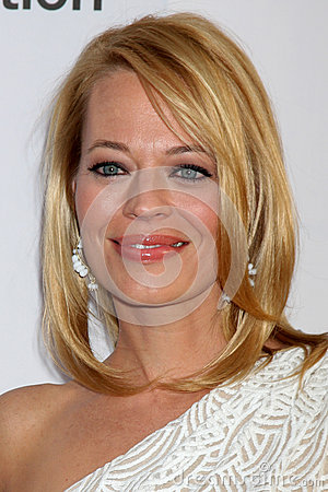 Jeri Ryan arrives at the ABC / Disney International Upfronts Editorial Image