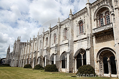 Jeronimos Monastery - Belem Lisbon Portugal
