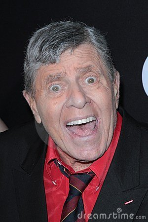Jerry Lewis Editorial Photography