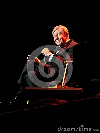 Jerry Lewis Live On Stage