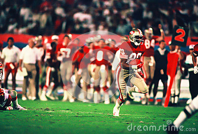 Jerry Rice Editorial Photo