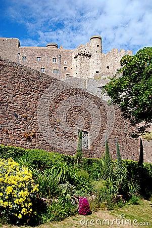 Jersey: Château Mont Orgeuil