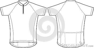 Jersey de ciclagem