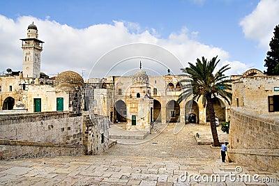 Jerusalem Ancient city