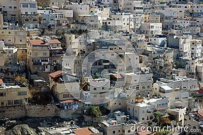 Jerusalem houses