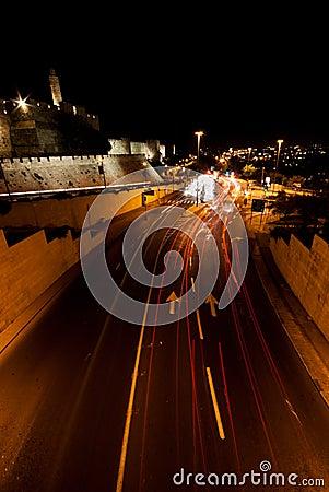 Jerusalem, Nightshot