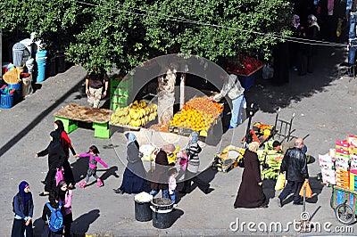 Jerusalem Old City Editorial Photo