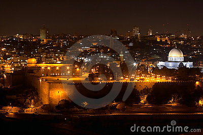 Jerusalem s night