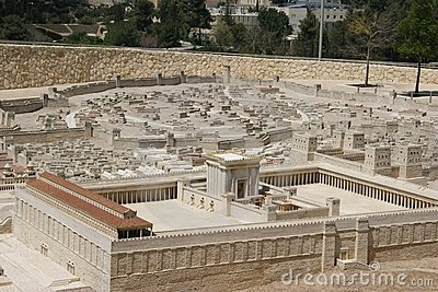 Jerusalem, Second Temple